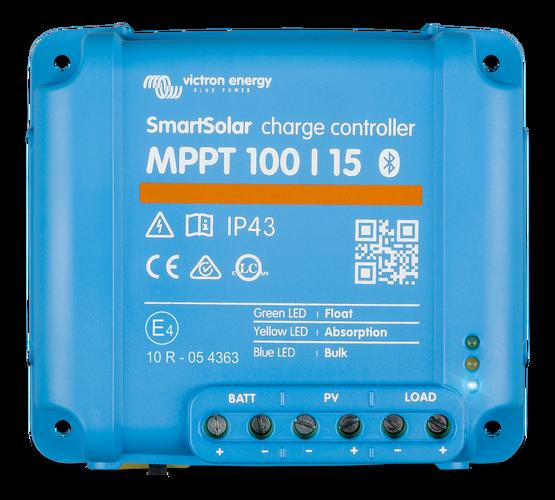 Victron Energy SmartSolar MPPT 100/15 Solarladeregler