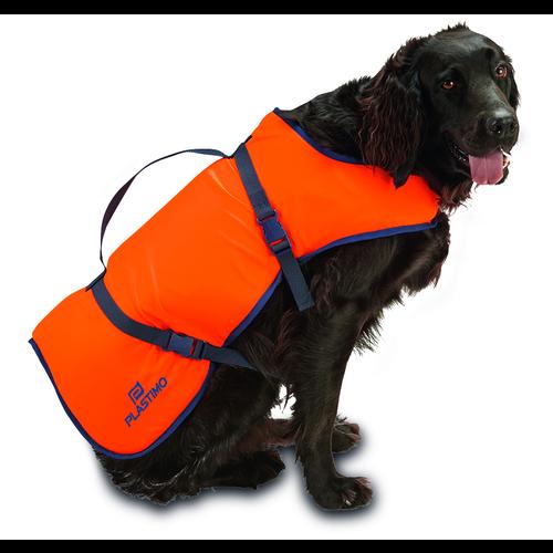Plastimo Schwimmweste für Hunde, Größe L