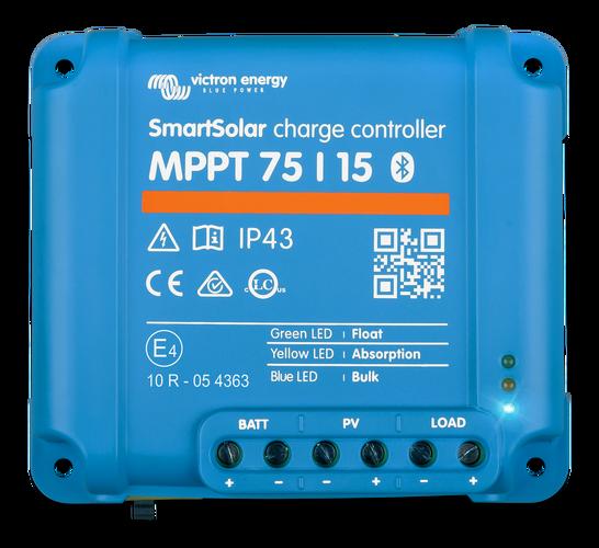 Victron Energy SmartSolar MPPT 75/15 Solarladeregler