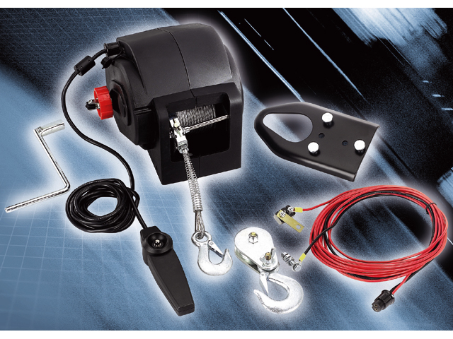 TALAMEX Elektrische Seilwinde, Typ WT-760
