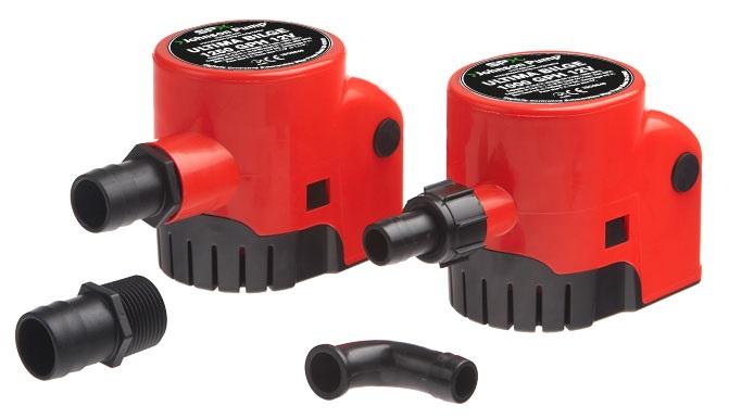 Johnson Ultima Bilge Pumpe (verschiedene Ausführungen)