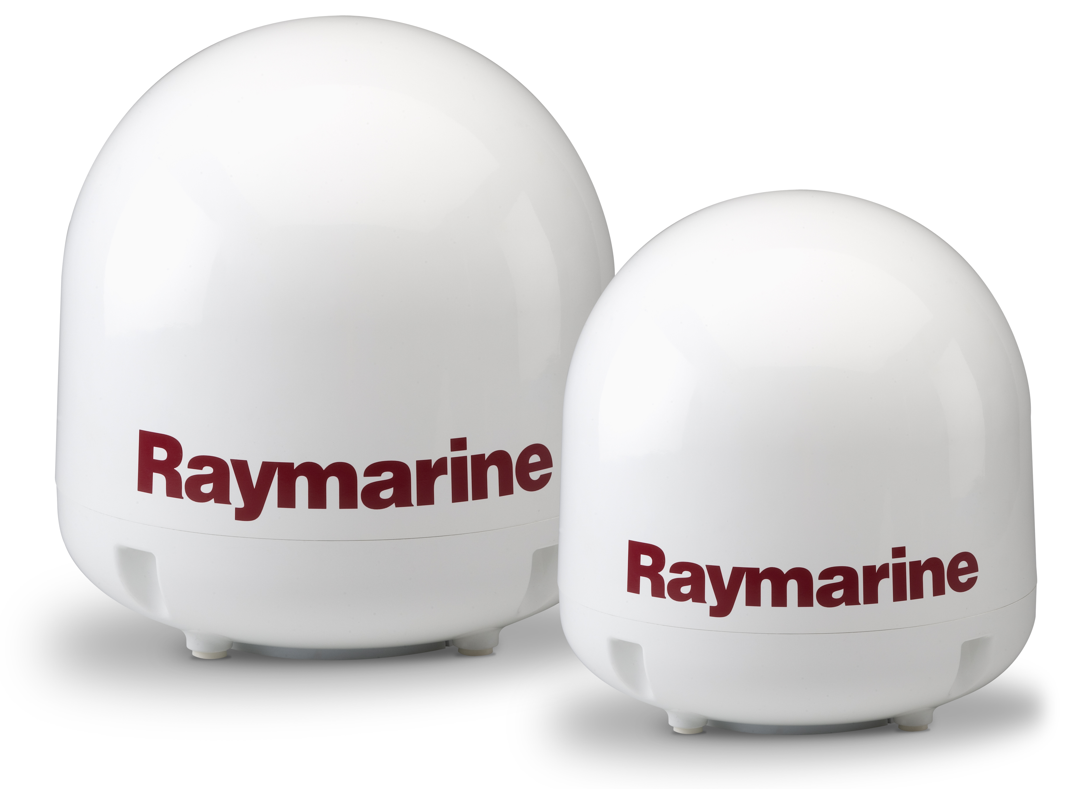 Raymarine 45STV - Satelliten