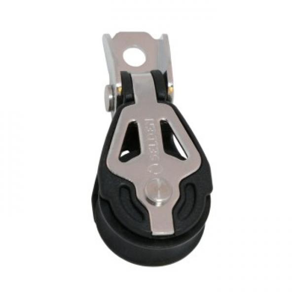 Seldén Serie BBB 20 Block Einfach mit Befestigungsbeschlag für Schraubmontage / Kontrollblock (20mm)