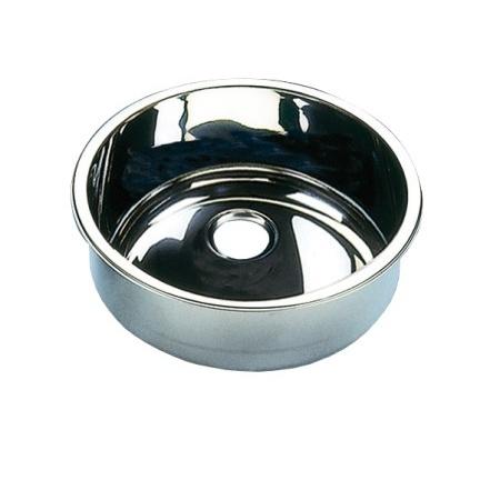 Barka Handwaschbecken zylindrisch hochglanz BK13135