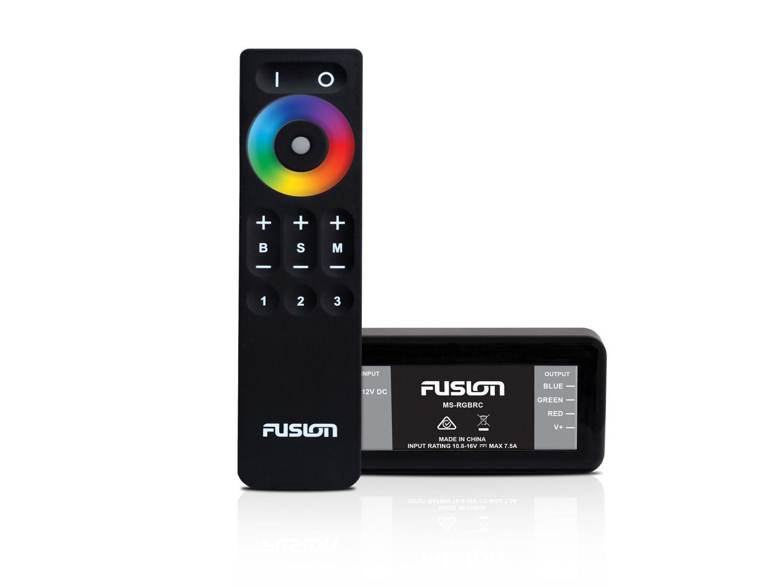 FUSION MS-RGBRC, Fernbedienung für FUSION RGB-Lautsprecher & Subwoofer