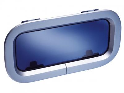 LEWMAR Standard Portlight ISO 12216 Size / Serie 0