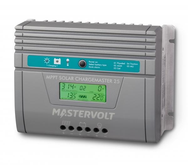 Mastervolt Solar ChargeMaster Laderegler SCM25 MPPT