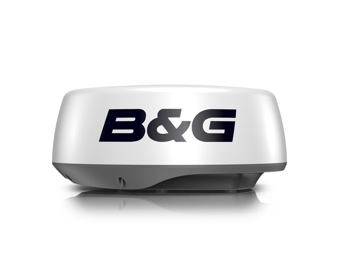 B&G HALO20 Pulskompressions Radar