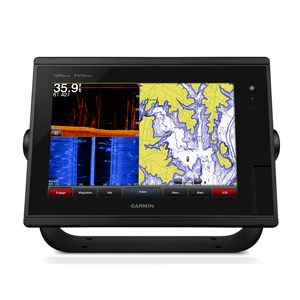 Garmin GPSMAP 7410xsv GPS Kartenplotter Fishfinder MFD