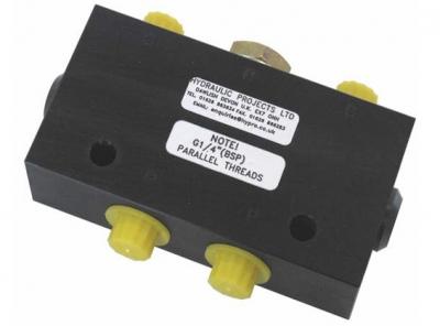 HyPro Sperrblock für Autopilot Antrieb