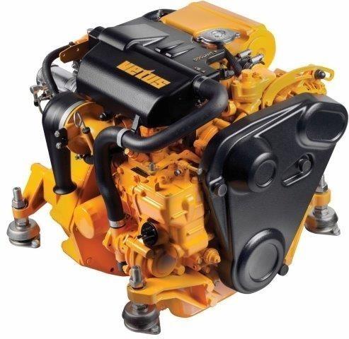 Vetus Marine Dieselmotor 2.13 - 8,8 KW (12 PS) / 3000 1/MIN