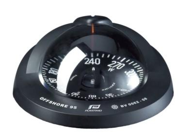 Plastimo Kompass Offshore 95 - Einbauversionen (versch. Rosen und Farben)