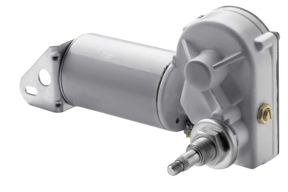 Vetus Scheibenwischermotor DIN (verschiedene Ausführungen)
