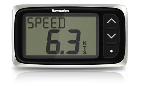 Raymarine i40 Logge