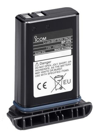 Icom BP-275 Akku-Pack für IC-M91D