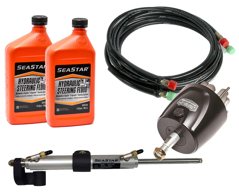 Seastar Hydraulik Lenkung für Z-Antriebe ohne PowerAssist