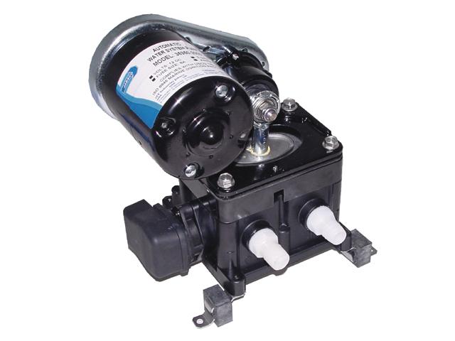 JABSCO Trinkwasserpumpe Typ 36950 12V, 8A Sicherung