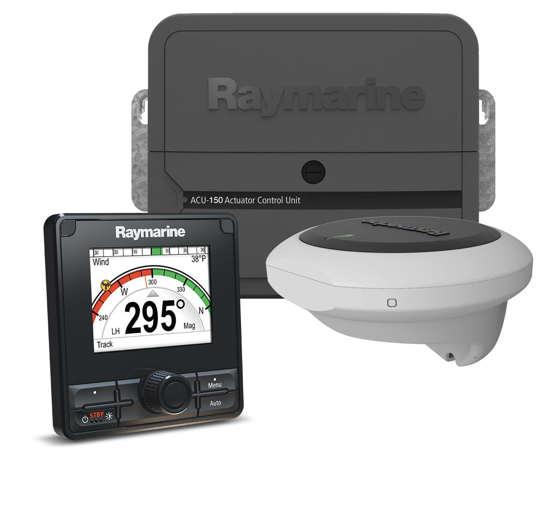 Raymarine EV-150 Core Pack mit ACU-150, EV1 und P70Rs