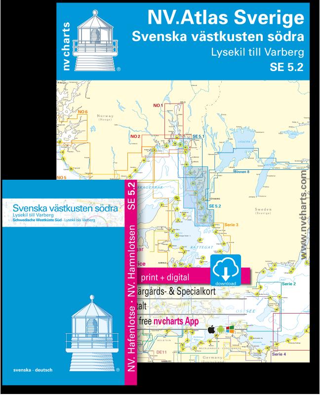 NV Atlas Schwedische Westküste 5.2