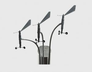 """BundG 213 Vertikaler Windmeßgeber - 810mm (32"""")"""