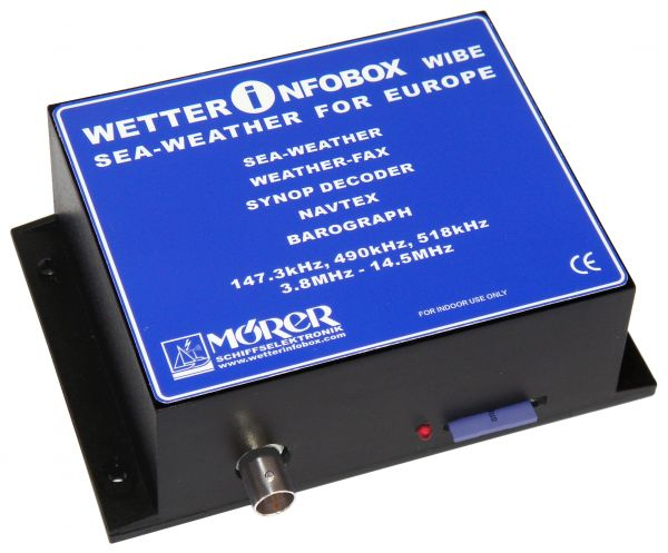 Mörer Wetterinfobox WIBE Europe