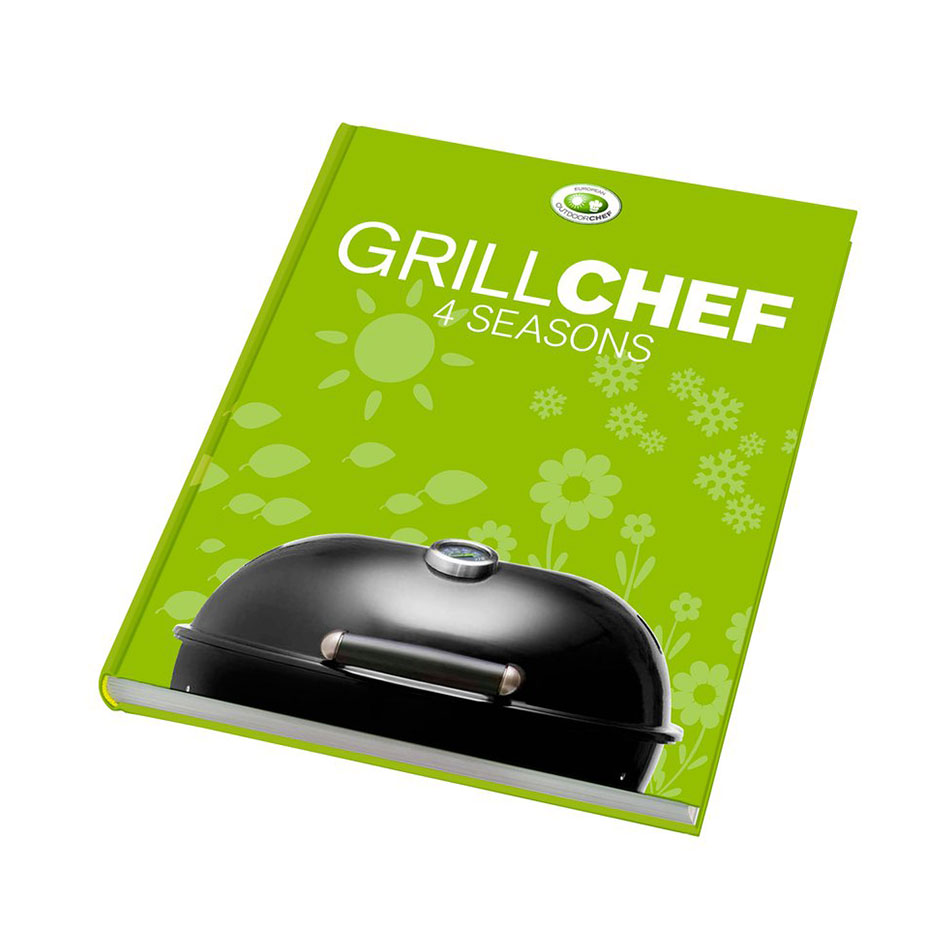 Outdoor Chef Grillchef 4 Seasons Koch- Grillbuch