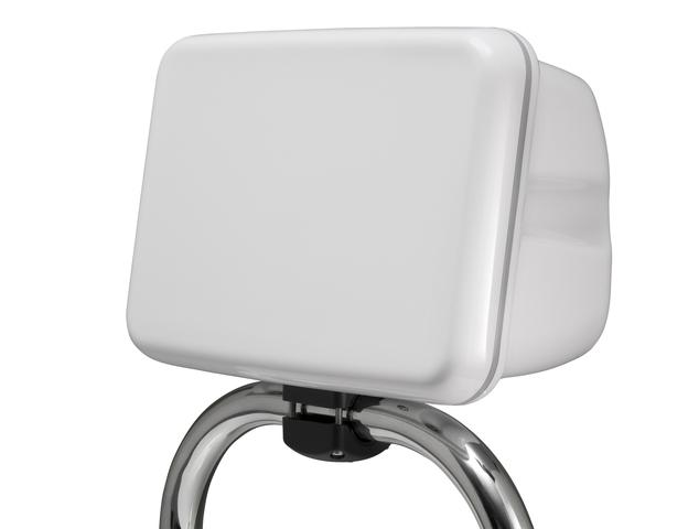 Scanstrut SPR-8-RM, Pod für Reling für 9 Zoll Anzeige