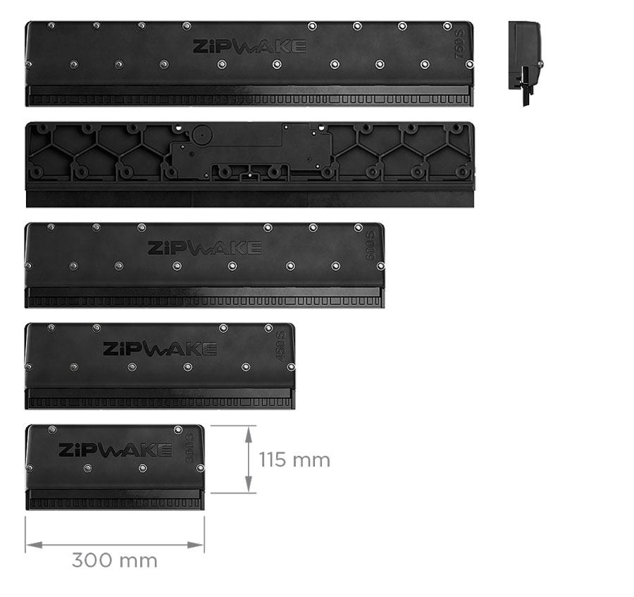 Zipwake Interceptoren (verschiedene Größen)
