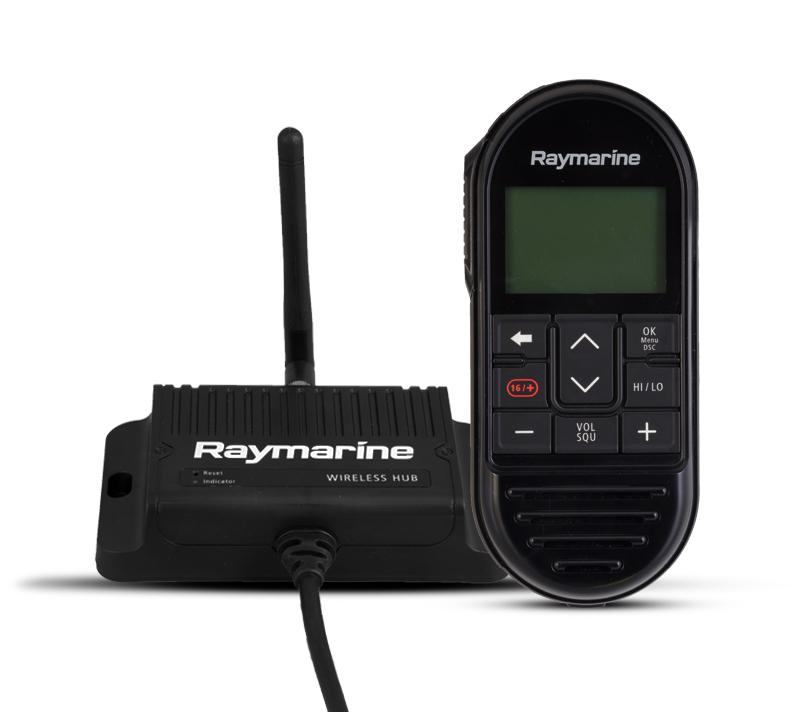 Raymarine kabellose Bedienstation für Ray63/73 mit WLAN-HUB