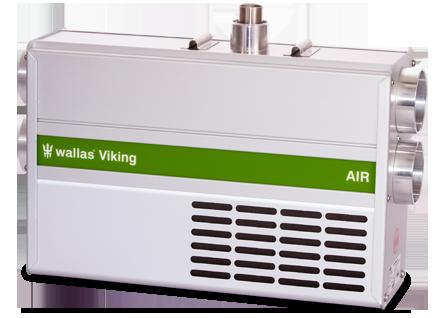 WALLAS Viking Air Diesel-Heizung 950-3000W