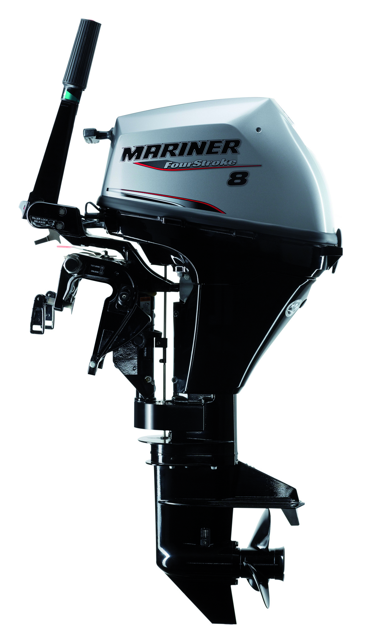 Mariner F8ML Außenbordmotor Langschaft