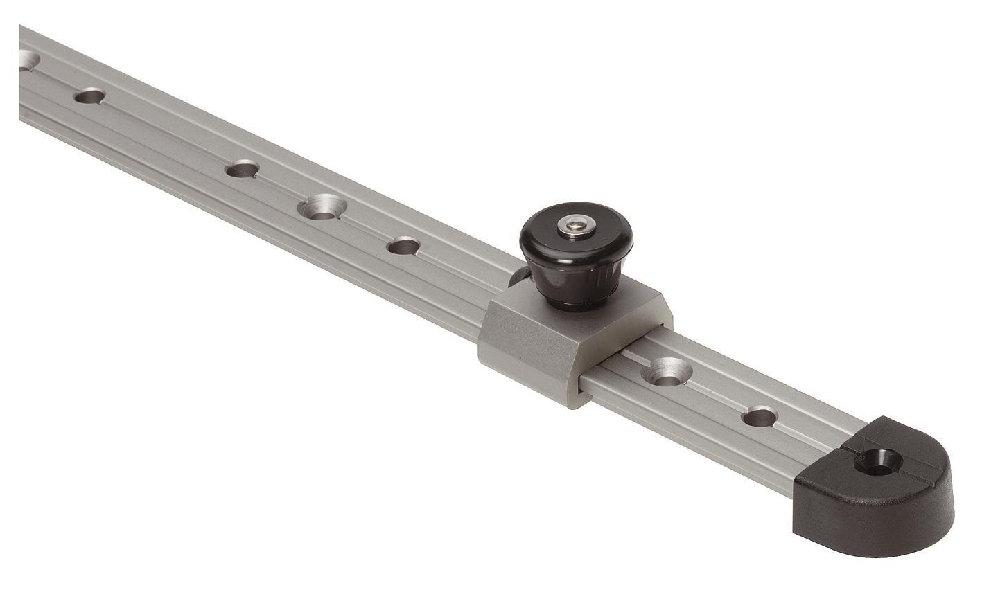 """Barton Alu-Universalschiene """"T""""-Schiene 25 mm (versch. Längen)"""