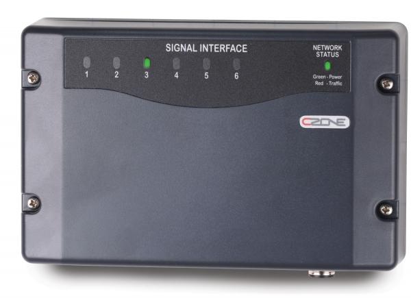 CZone Signal Interface mit Dichtung und Anschluss