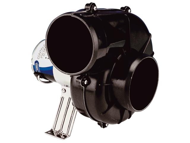 Jabsco Maschinenraumlüfter für Dauereinsatz (verschiedene Typen)