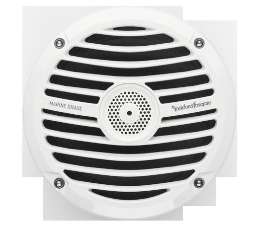 Raymarine Prime M1 16,5 cm Koax/Komponenten-Lautsprecher, weiß ab 49Hz