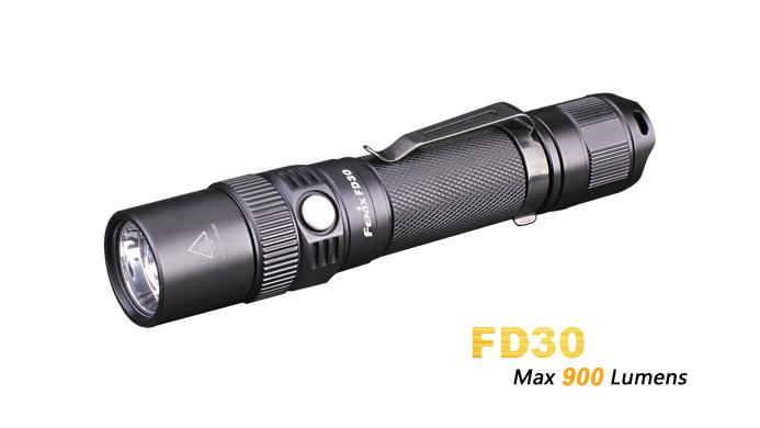 Fenix FD30 Cree XP-L HI LED Taschenlampe
