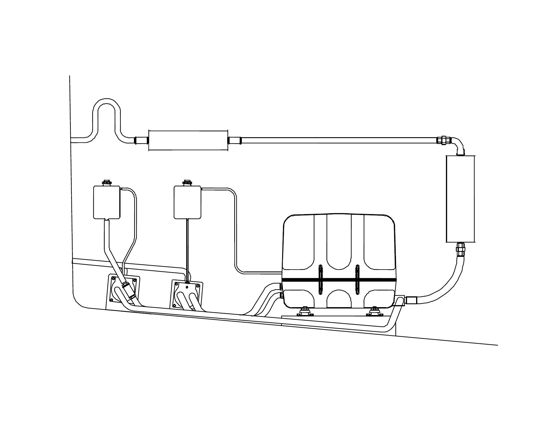 WhisperPower Kielkühler Kits für Generatoren (versch. Ausführungen)