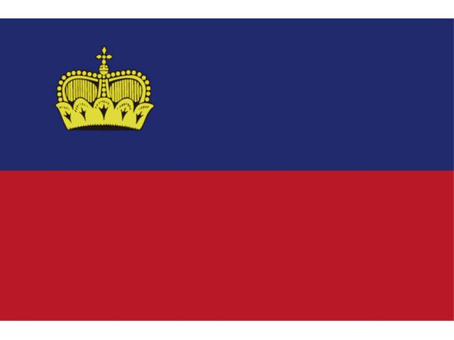 Talamex Flagge Lichtenstein (verschiedene Größen)
