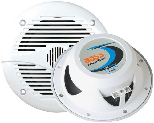 Boss Marine Audio Lautsprecher MR60W (1 Paar)