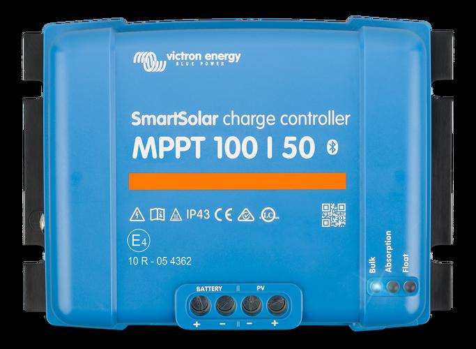 Victron Energy SmartSolar MPPT 100/50 Solarladeregler