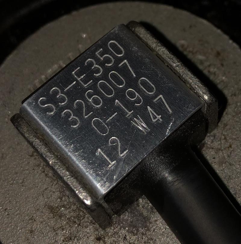 Wema Diesel Tank Geber 350mm 0-190 Ohm
