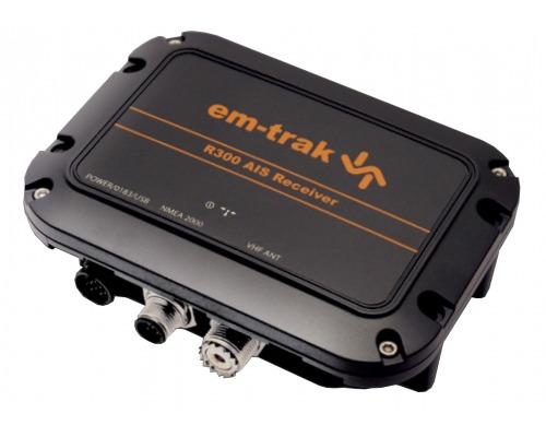 em-trak R300 AIS Receiver mit NMEA2000, NMEA0183