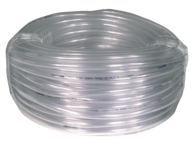 Talamex Wasserschlauch transparent Meterware (versch. Stärken)