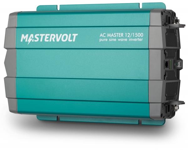 Mastervolt AC Master 12/1500 (Schuko) Sinus Wechselrichter