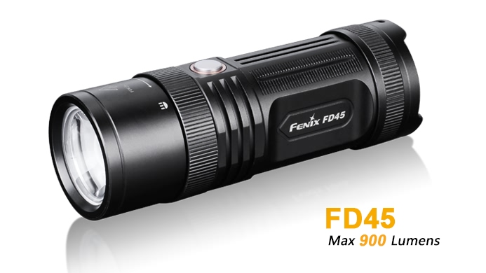 Fenix FD45 Cree XP-L HI neutral white LED Taschenlampe