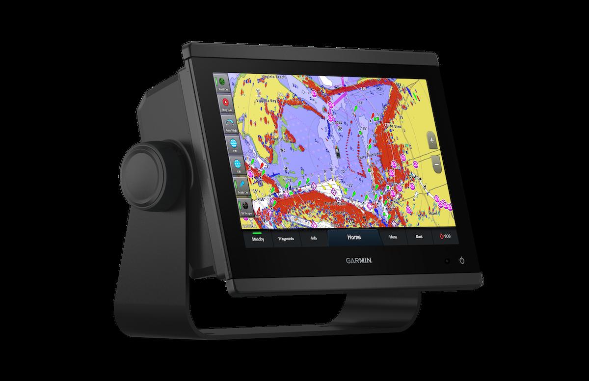 Garmin GPSmap 923 GPS Kartenplotter MFD