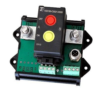 Philippi fernsteuerbarer Batteriehauptschalter FBC 265
