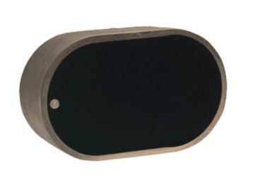 Airmar PM275LH-W Inneneinbaugeber Kunststoff X-Sonic 9-Pin Anschluss