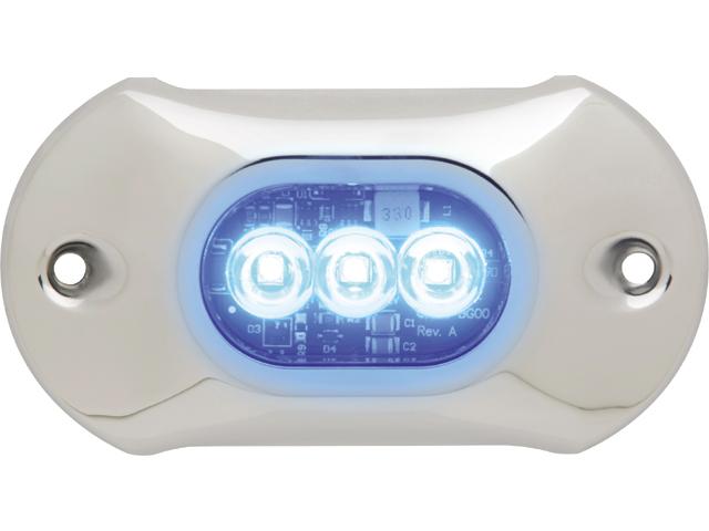 attwood LightArmor 3 LED Unterwasser blau