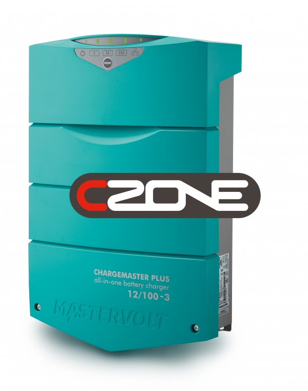 Mastervolt ChargeMaster Plus 12/100-3 CZone